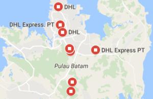 DHL Batam Alamat No Telp Dan Cek Resi Cepat