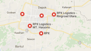 Alamat RPX Jogja No Telp Dan Tracking Resi Cepat