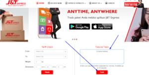 Cek Resi JNT Express Secara Cepat,Akurat Otomatis
